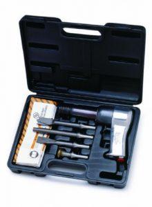 Chicago Pneumatic CP717K Super Duty Air Hammer Kit – Pneumatic Hammer with Positive Action Trigger. Hammer Drills