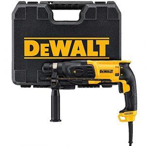 DEWALT D25133KR 1 in SDS Concrete/Masonry Pistol Grip Corded Rotary Hammer (Renewed)