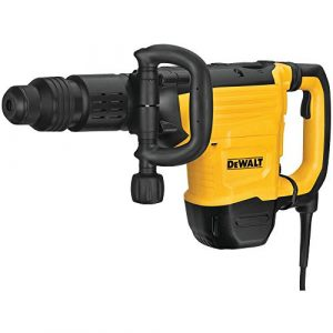 DEWALT D25892KR 15-Amp 22-lb Corded 3/4-in SDS MAX Concrete Demolition Hammer (Renewed)