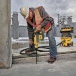 DEWALT DCH733BR FLEXVOLT 60V Max SDS 1-7/8-inch Cordless Rotary Hammer TOOL ONLY (Renewed)