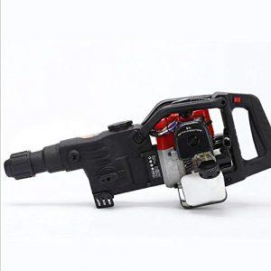 Gasoline Demolition Jack Hammer 1800W Gas Breaker Jackhammer Punch Drill 32.7CC