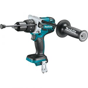 Makita XPH07Z 18V LXT Lithium-Ion Brushless Cordless 1/2″ Hammer Driver-Drill, Tool Only