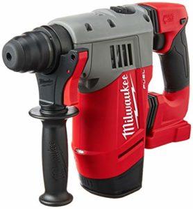 Milwaukee 2715-20 M18 Fuel 1-1/8″ SDS Plus Rotary Hammer