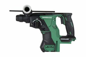 Metabo HPT Rotary Hammer Drill, 18V Cordless, Tool Body Only – No Battery, SDS Plus (DH18DBLQ4)