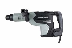 Metabo HPT Rotary Hammer Drill, 2-1/16-Inch, SDS Max, AC Brushless Motor, AHB Aluminum Housing Body (DH52ME)