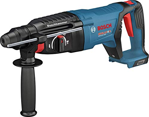 Bosch GBH18V-26DN 18V EC Brushless SDS-plus Bulldog 1 In. Rotary Hammer (Bare Tool) (Renewed)