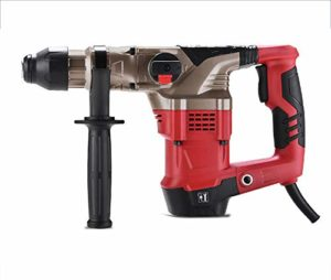 LCYCN 1010W Rotary Hammer Drill, Impact Drill-Masonry and Removal-Auxiliary Handle [Voltage 220V]
