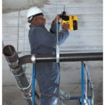 DEWALT DC228KL 28-Volt Lithium Ion Cordless SDS Rotary Hammer Kit with NANO Technology