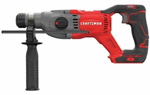 Craftsman CMCH233B V20 Cordless Brushless SDS+ Rotary Hammer (Tool Only)