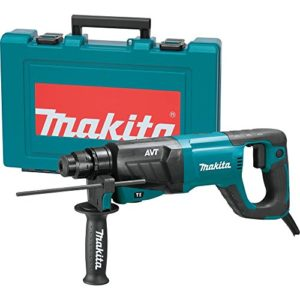 Makita HR2641 AVT Rotary Hammer Accepts SDS-PLUS Bits, 1″