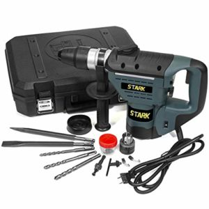 XtremepowerUS 1″ Inch 8 Amp Drill/Driver SDS Rotary Hammer