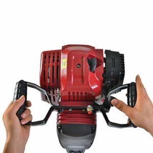1700W 2 Stroke Demolition Jack Hammer Heavy-duty Electric Concrete Breaker Punch 2 Chisel+ Oil feeder