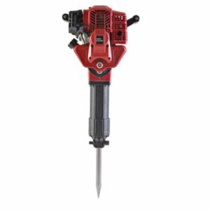 52CC Gas Powered Demolition Jack Hammer 2 Stroke Concrete Floor Breaker Heavy Duty Concrete Breaker