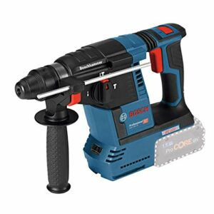 Bosch Professional Gbh 18 V-26 Cordless Rotary Hammer Drill (Without Battery And Charger) – Carton