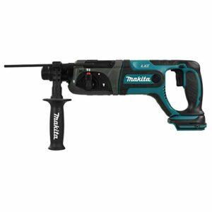 Makita Dhr241Z 18V Li-Ion Cordless Rotary Hammer Drill