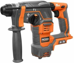RIDGID Cordless 18-Volt 7/8 in. SDS-Plus Rotary Hammer (RENEWED)