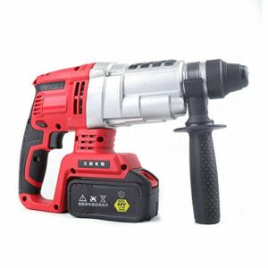 Brushless Cordless Hammer 68V Electric Rotary Hammer Drill Powerful Concrete Breaker (US Stock)