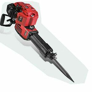 DENESTUS 1700W Electric Demolition Hammer Heavy Duty Concrete Breaker 9000r/min Jack Hammer Demolition Drills with Pointed Chisel Flat Chisel