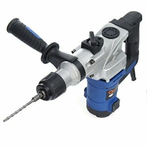 Airbike 1850W Electric Hammer Drill Functional Household Professional Impact Drill 2 Functions Electric Rotary Hammer Drill Screwdriver Power Tools Electric Tools