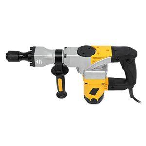 WGang Impact Demolition Hammer,2300W Professional Electric Hammer Concrete Drill Breaker Industrial Power Tools Kit Slotting Machine